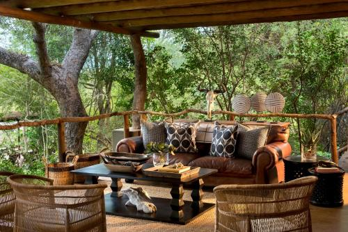 Lion Sands - Tinga Lodge Photo