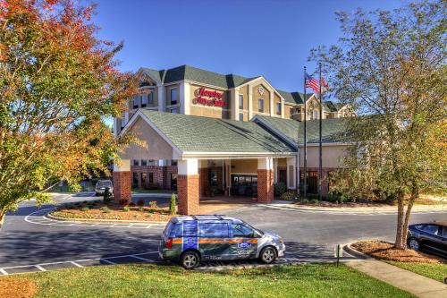 Photo of Hampton Inn and Suites Asheville-I-26