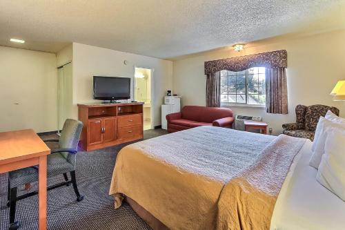 Quality Inn Santa Cruz Photo
