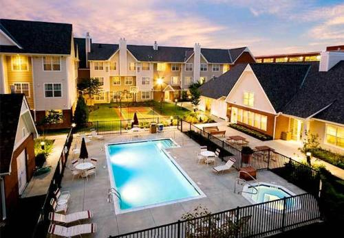 Residence Inn Columbus Easton Photo