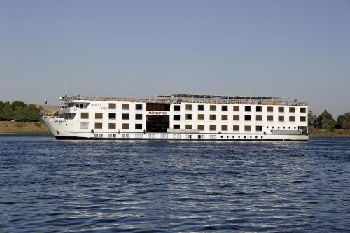 MOEVENPICK MS ROYAL LILY CRUISE ASWAN 04 NIGHTS EACH MONDAY 3 NIGHTS EACH FRIDAY0