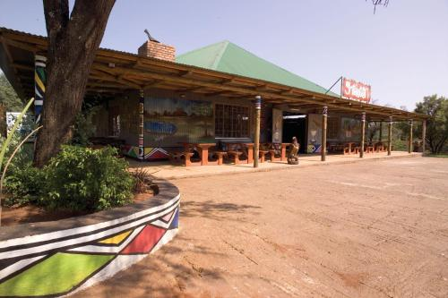 Zebra Country Lodge Photo