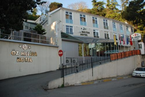 Kartal Oz Melisa Hotel rooms