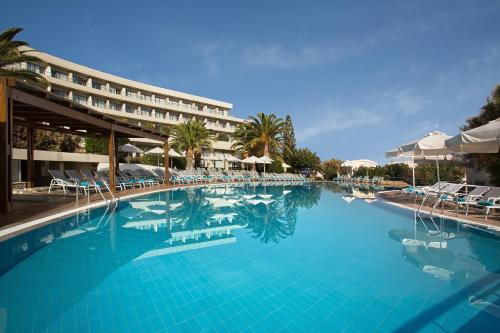 Agapi Beach All Inclusive Hotel, Гази