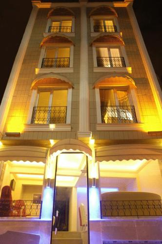 İstanbul Pearl Hotel Istanbul adres