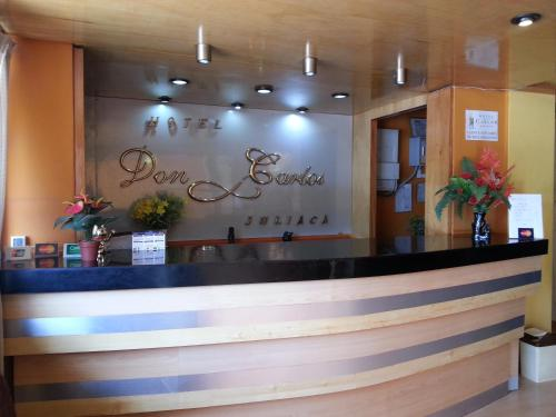 Hotel Don Carlos Juliaca Photo