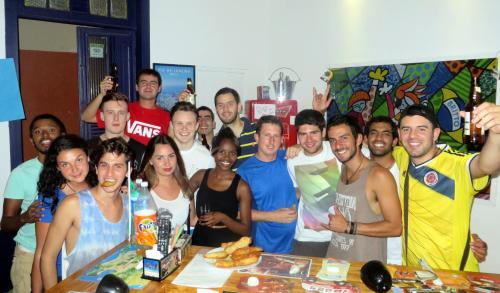 Samba Green Hostel Photo