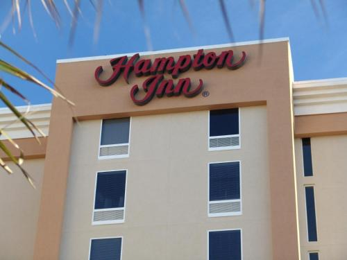 Hampton Inn Daytona Shores-oceanfront photo