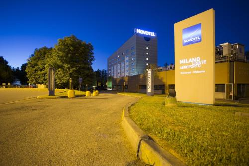Novotel Milano Linate Aeroporto photo 16