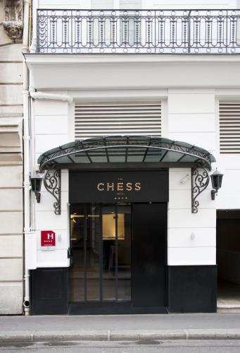 The Chess Hotel impression