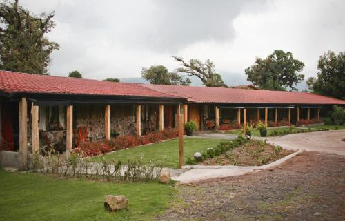 Poas Volcano Lodge Photo