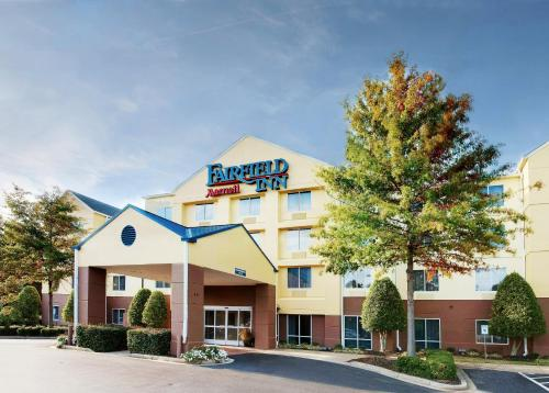 Fairfield Inn By Marriott Greenville-Spartanburg Airport