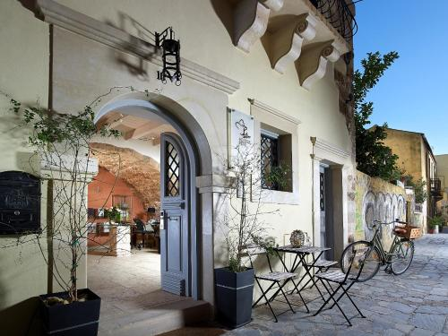 Boutique Hotel Fortino - 10 Radamanthous Str. Greece