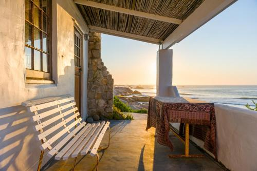 The Oystercatchers Haven at Paternoster Photo
