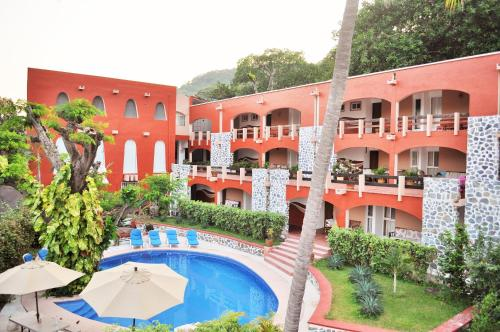 Hotel Zihua Caracol Photo