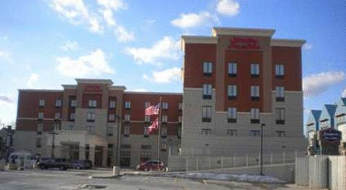 Hampton Inn & Suites Cincinnati / Uptown - University Area in Cincinnati