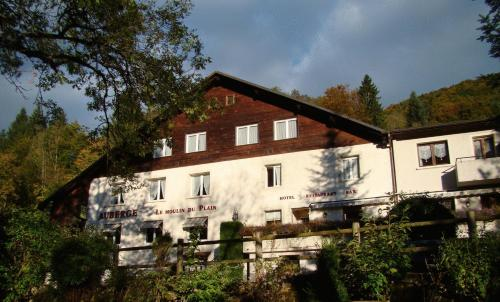 Logis Auberge Le Moulin Du Plain