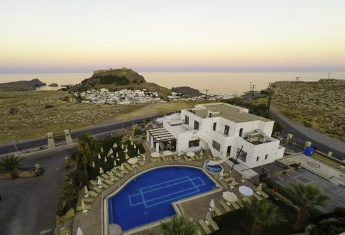 Lindos View Hotel - Lindos Greece