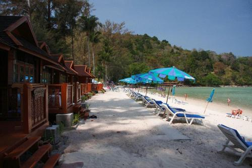 Patong Bay Hut Photo