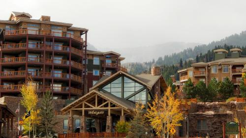 Condos at Canyons Resort by White Pines Photo