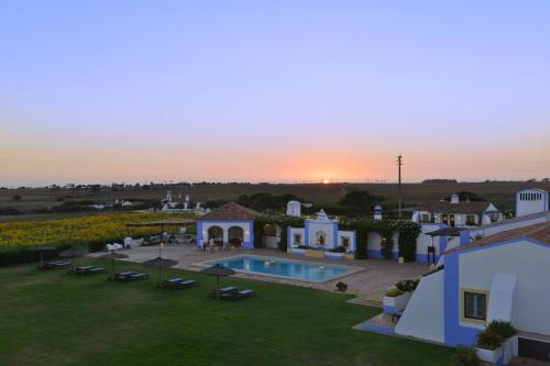 holidays algarve vacations Zambujeira do Mar  Herdade Do Touril