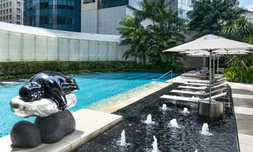 The St. Regis Singapore staycation