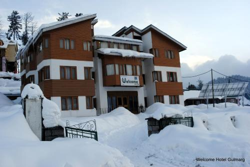 Welcome Hotel At Gulmarg