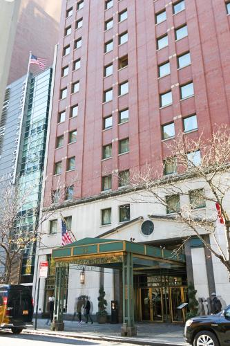 The Kitano Hotel New York photo 22