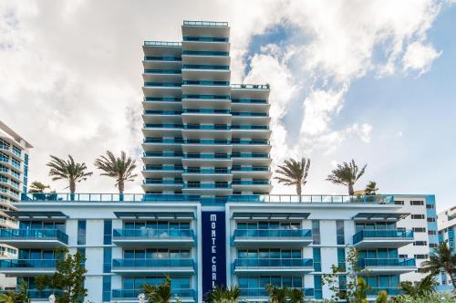 Modern Geometry at Monte Carlo Miami Beach Photo
