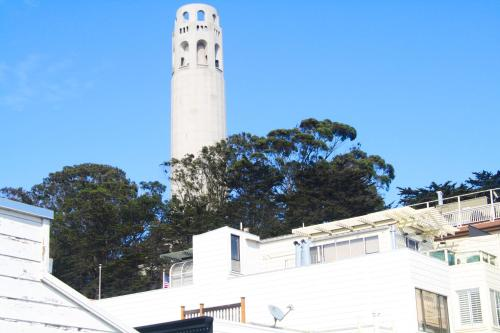 Modern Coit Tower - San Francisco, CA 94133