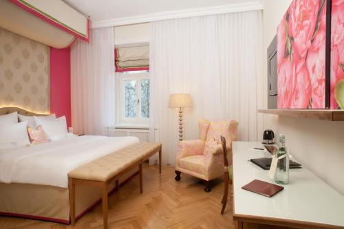 Best Western Premier Kaiserhof Wien photo 58