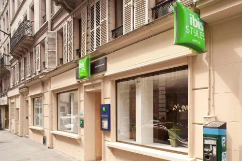 ibis Styles Paris Lafayette Opéra photo 18
