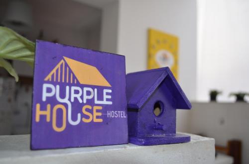 Purple House Hostel Photo