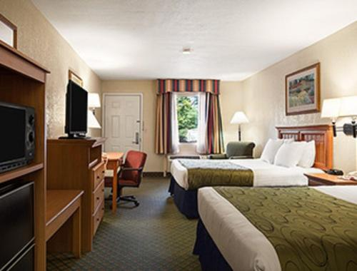 Days Inn and Suites Stuttgart Photo