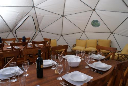 Adventure Domes Ecocamp El Calafate Photo