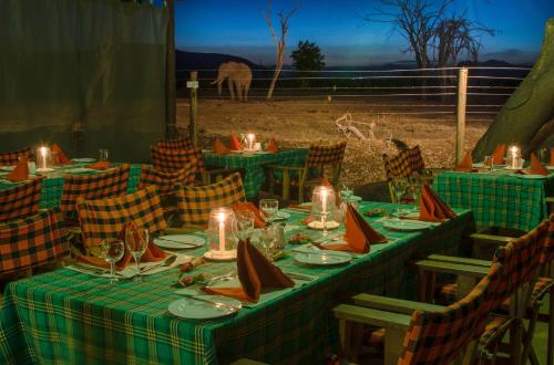 Sentrim Tsavo East Camp Photo