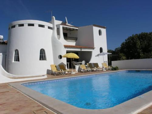 holidays algarve vacations Carvoeiro Villa in Carvoeiro Algarve VI