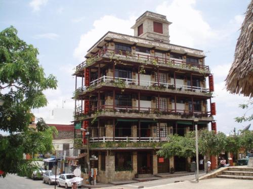 Hotel Chan-kah Centro Photo