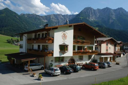 Hotel Garni Tirol - Apartment mit 1 Schlafzimmer - Objektnummer: 525216