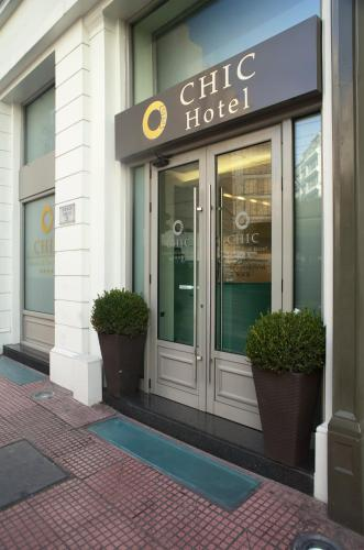 Chic Hotel in athens - 4 star hotel
