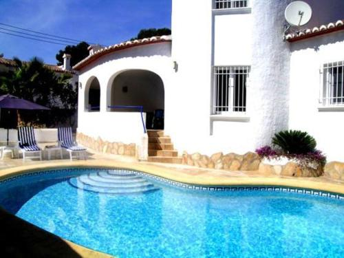 Apartment with pool,near the beach in Benissa - фото 0