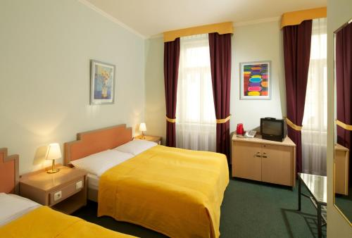 Westbahn Hotel Wien photo 35