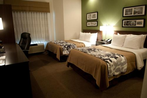 Sleep Inn & Suites Buffalo Airport Cheektowaga Photo