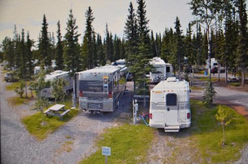 Tok RV Village and Cabins - Tok, AK 99780