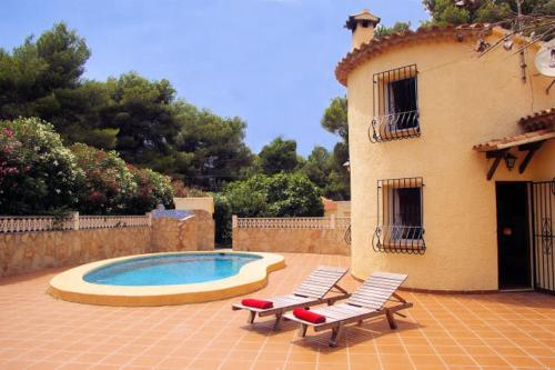 Apartment with terrace in Denia - фото 0
