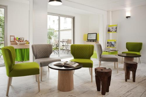 ibis Styles Paris Buttes Chaumont photo 3