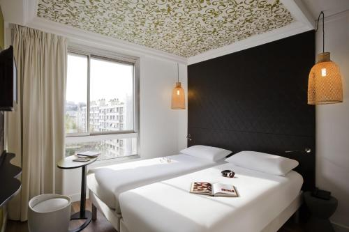 ibis Styles Paris Buttes Chaumont photo 13