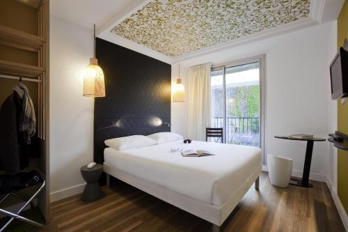 ibis Styles Paris Buttes Chaumont impression