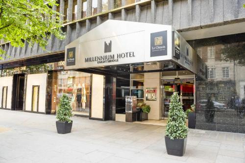 Millennium Hotel London Knightsbridge impression