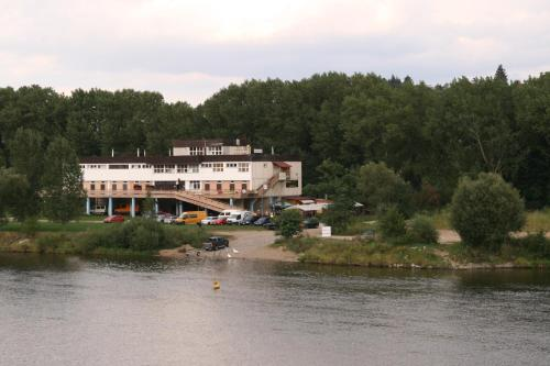 Хостел «Boathouse», Прага